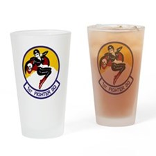 1st Fighter Squadron Drinking Glass