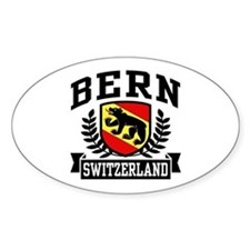Bern Switzerland Decal