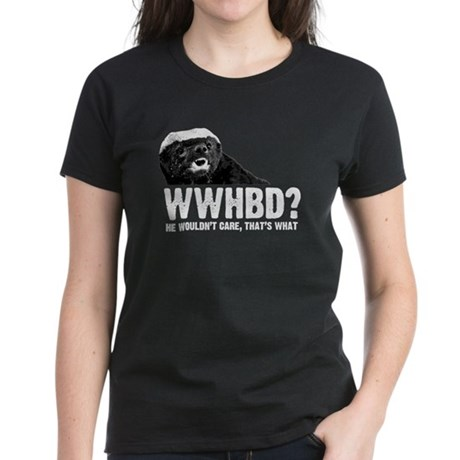 WWHBD Women's Dark T-Shirt