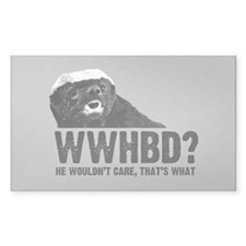 WWHBD Bumper Stickers