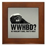 WWHBD Framed Tile