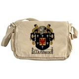 McAllister Coat of Arms Messenger Bag