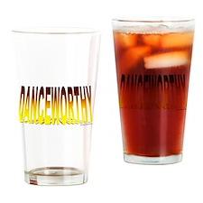 Danceworthy Drinking Glass
