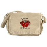 Quinn In Irish & English Messenger Bag