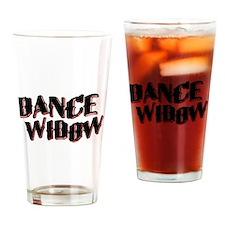 Dance Widow Drinking Glass