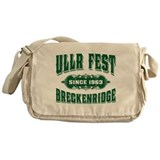 UllrFest Since 1963 Green Messenger Bag