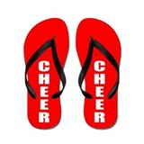 Cheerleader Flip Flops