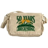 Breckenridge Green Mountain Messenger Bag