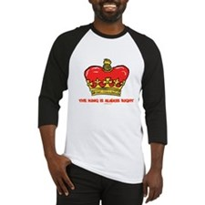 KIng Dad Baseball Jersey