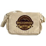 Breckenridge Sepia Messenger Bag