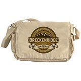 Breckenridge Tan Messenger Bag