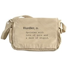Hurdler Messenger Bag