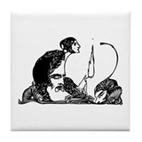 Faust #12 Tile Coaster