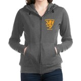 Liver Cancer FightLikeAGirl Zip Hoodie