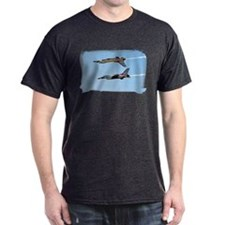 Thunderbirds 5 and 6 Tail to Tail T-Shirt
