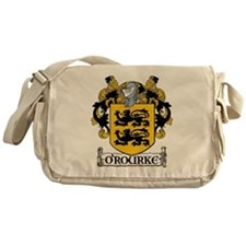 O'Rourke Coat of Arms Messenger Bag