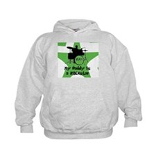 My Daddy Is a Rock Star - Dru Hoodie