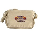 New Brunswick Messenger Bag