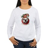 Christmas - Deck the Halls - Bulldogs T-Shirt