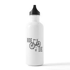 Ride or Die Water Bottle