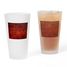 Bryce Canyon Flames Drinking Glass