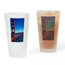 Golden Gate Bridge Drinking Glass