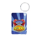 Super Nurse Keychains