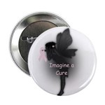 "Imagine a Cure 2.25"" Button (100 pack)"
