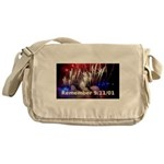 Remember 9/11 Messenger Bag