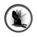 Dream a Cure Wall Clock