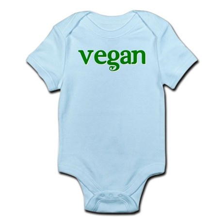 Simple Vegan Infant Bodysuit