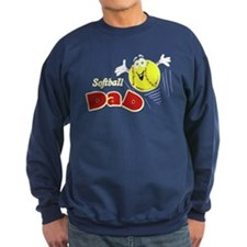 Softball Dad Jumper Sweater