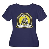 Don't Tread on Me Women's Plus Size Scoop Neck Dar