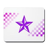 Unique Star block Mousepad