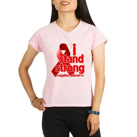 Stand Strong Blood Cancer Performance Dry T-Shirt