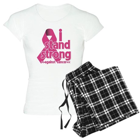 Stand Strong Breast Cancer Women's Light Pajamas
