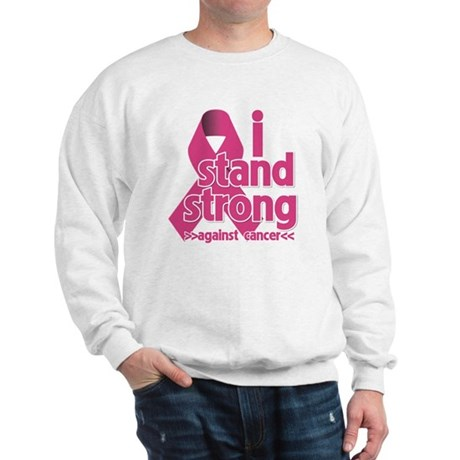 Stand Strong Breast Cancer Sweatshirt