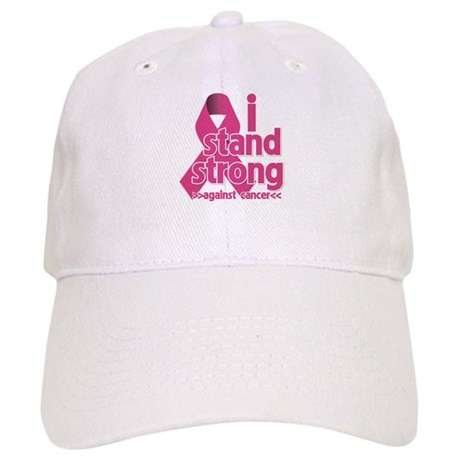 Stand Strong Breast Cancer Cap