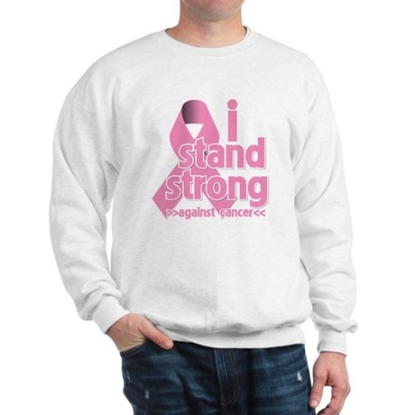 Breast Cancer Stand Strong Sweatshirt