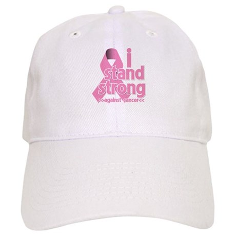 Breast Cancer Stand Strong Cap
