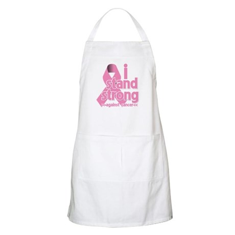 Breast Cancer Stand Strong Apron