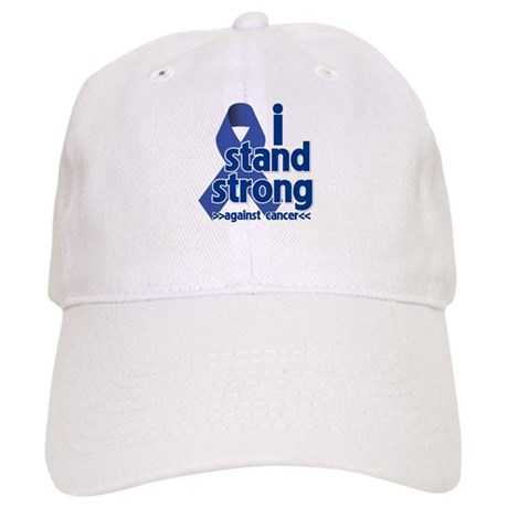 I Stand Colon Cancer Cap