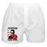 Justice Gone Sour Boxer Shorts