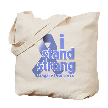 I Stand Esophageal Cancer Tote Bag
