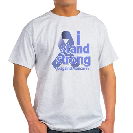 I Stand Esophageal Cancer Light T-Shirt