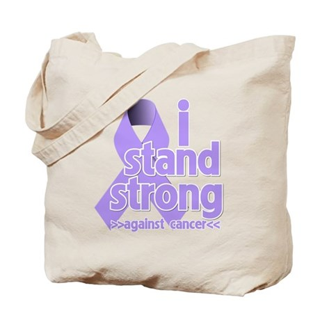 I Stand General Cancer Tote Bag