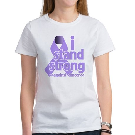 I Stand General Cancer Women's T-Shirt