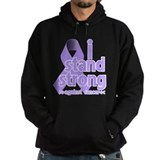 I Stand General Cancer Hoodie