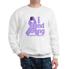 I Stand General Cancer Sweatshirt