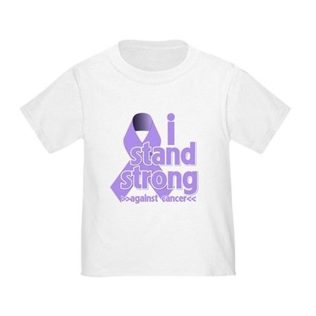 I Stand General Cancer Toddler T-Shirt